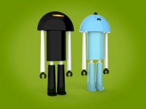 Weird-robots