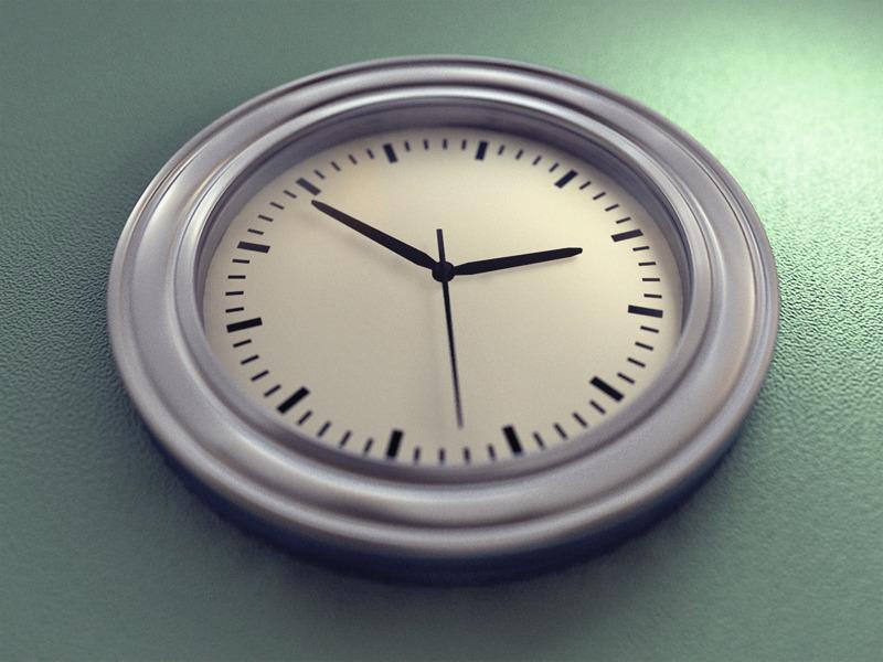Clock Render