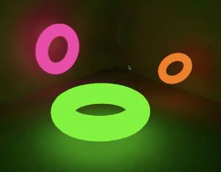 Glowing Objects - 8 mins (Free)