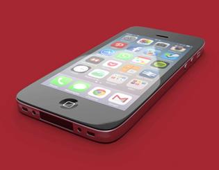 iPhone - 57 mins ($5+)