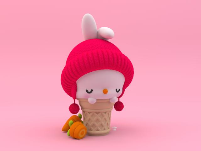 Kookizu Bunny