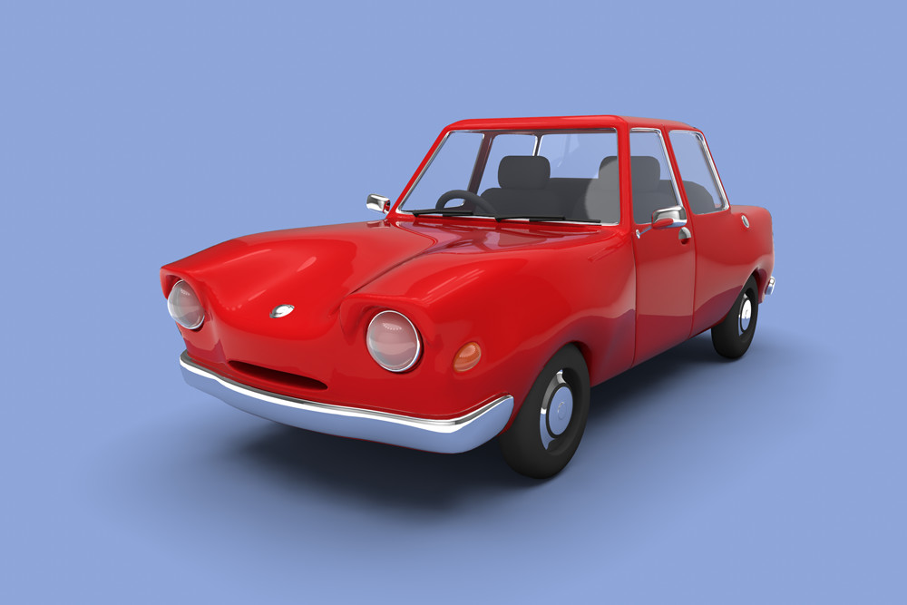 cheetah3d car tutorial